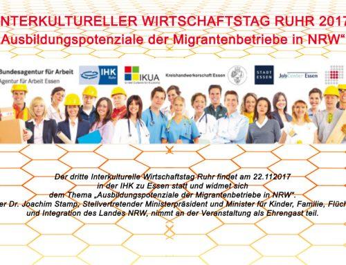 4. Interkultureller Wirtschaftstag IHK zu Essen